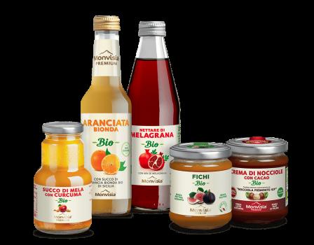 Prodotti biologici 100% italiani